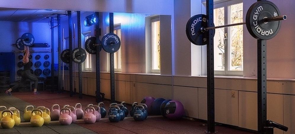 Välkommen till Tullinge gym!