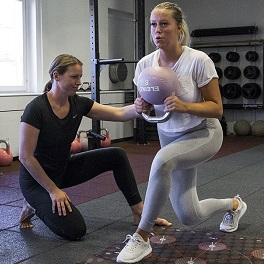 Personlig träning, klicka här