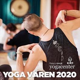 Vi samarbetar med Tullinge yogacenter